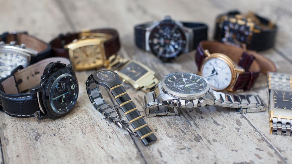 やってはいけない腕時計の保管方法