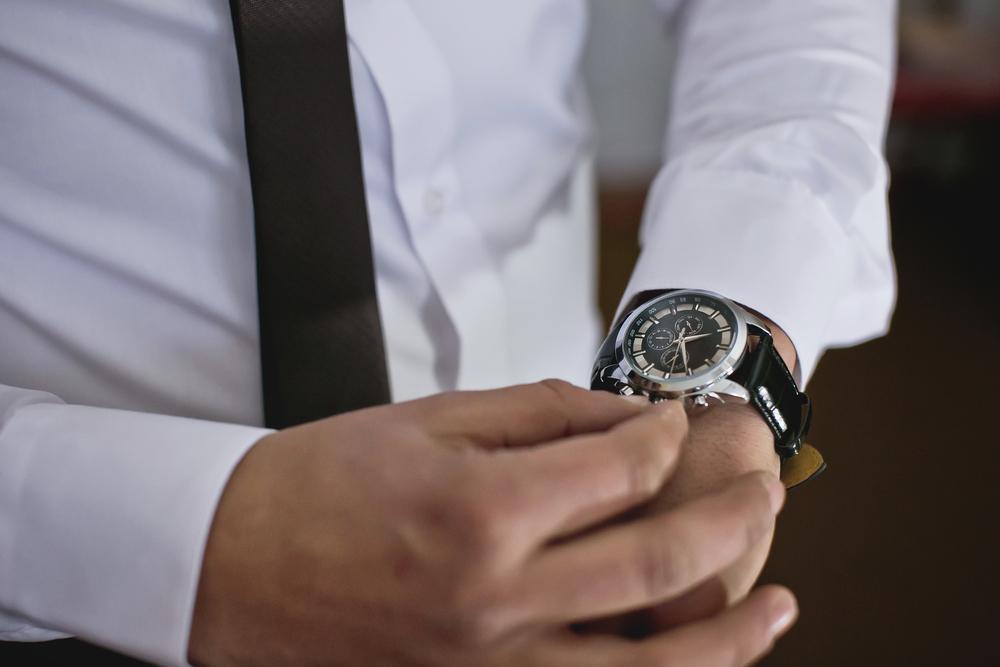 腕時計の手入れの仕方