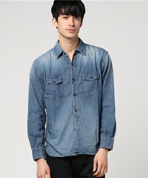 デニムシャツのおすすめブランドランキング第9位