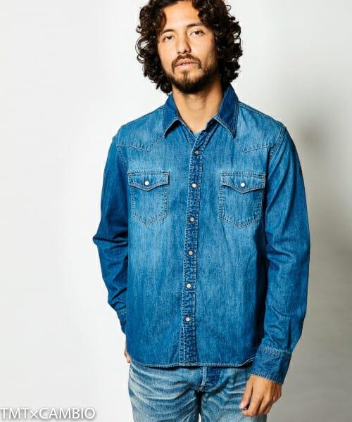 デニムシャツのおすすめブランドランキング第7位