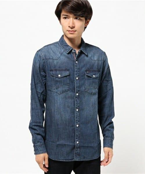 デニムシャツのおすすめブランドランキング第3位