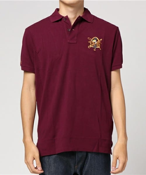 ラルフローレンの人気メンズポロシャツ