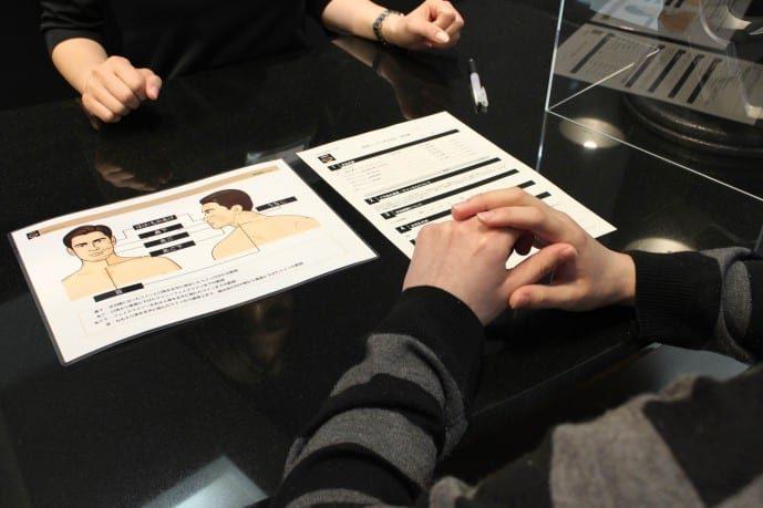 ゴリラクリニック新宿本院の料金精算方法
