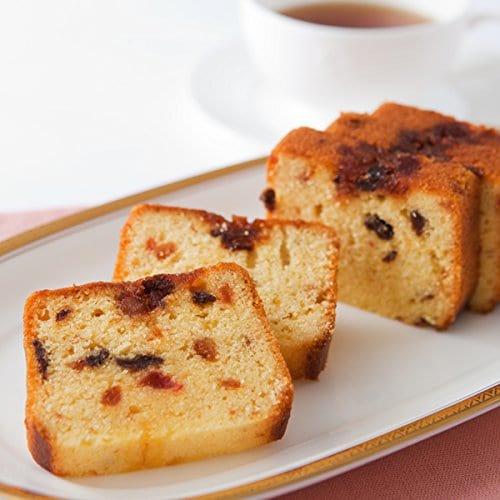 父の日にプレゼントしたいケーキは新宿高野のお取り寄せ限定フルーツケーキ