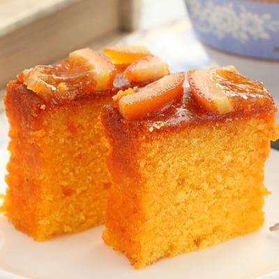 父の日にプレゼントしたいケーキはサロンドロワイヤルのケイクオランジュ