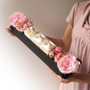 母の日のプレゼントにメリアルームのピンクバラ