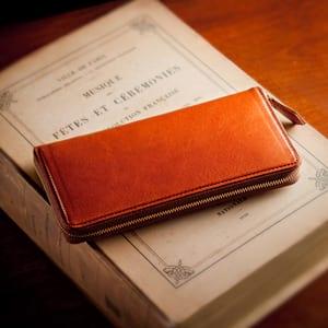 父の日のプレゼントにココマイスターの長財布