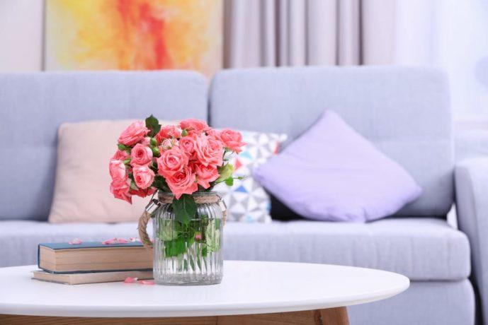 新築祝い&引っ越し祝いのプレゼントにお花