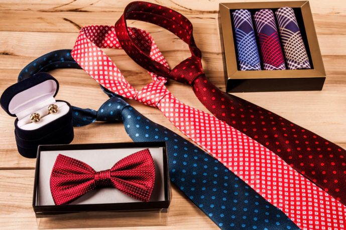 父親に贈るネクタイの選び方