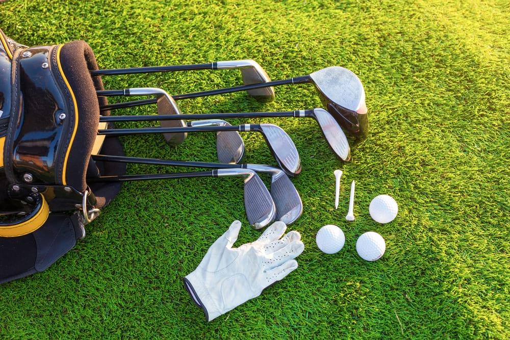 父の日はゴルフグッズをプレゼント